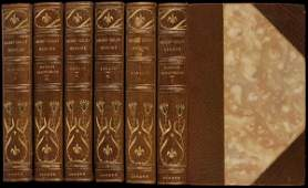 331 Secret Memoirs of the Courts of Europe 20 vols
