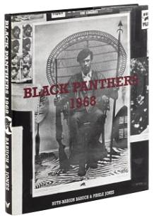 Signed by Kathleen Cleaver and Pirkle Jones