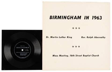 MLK speeches: Birmingham, CA Democrats