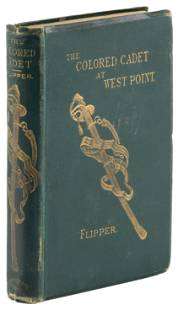 The Benét family copy of Flipper's narrative