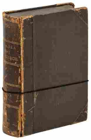 Alaska and its Resources, Frederick Ellis' copy