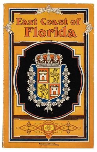 East Coast of Florida & its golf links