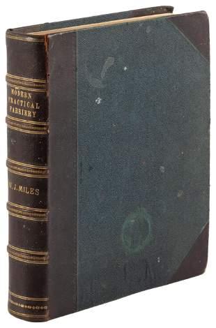Modern Practical Farriery by W.J. Miles