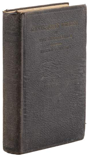 Devil John Wright, 1st Edition 1932