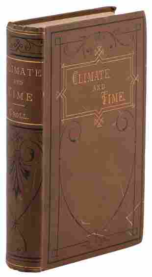 James Croll on climate and time