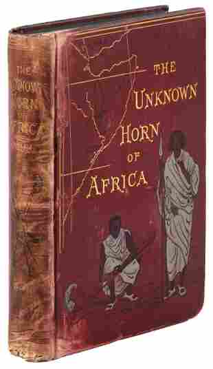 Unknown Horn of Africa 1888
