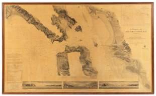 U.S. Coast Survey of S.F. Bay 1859