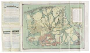 Color map of San Joaquin County 1915