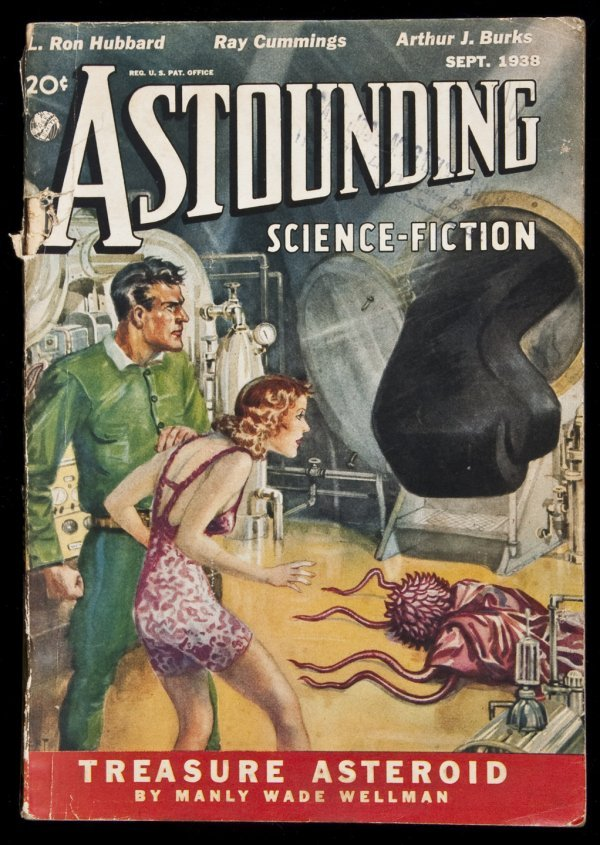 8: over 400 issues of Astounding mag 1935-1972