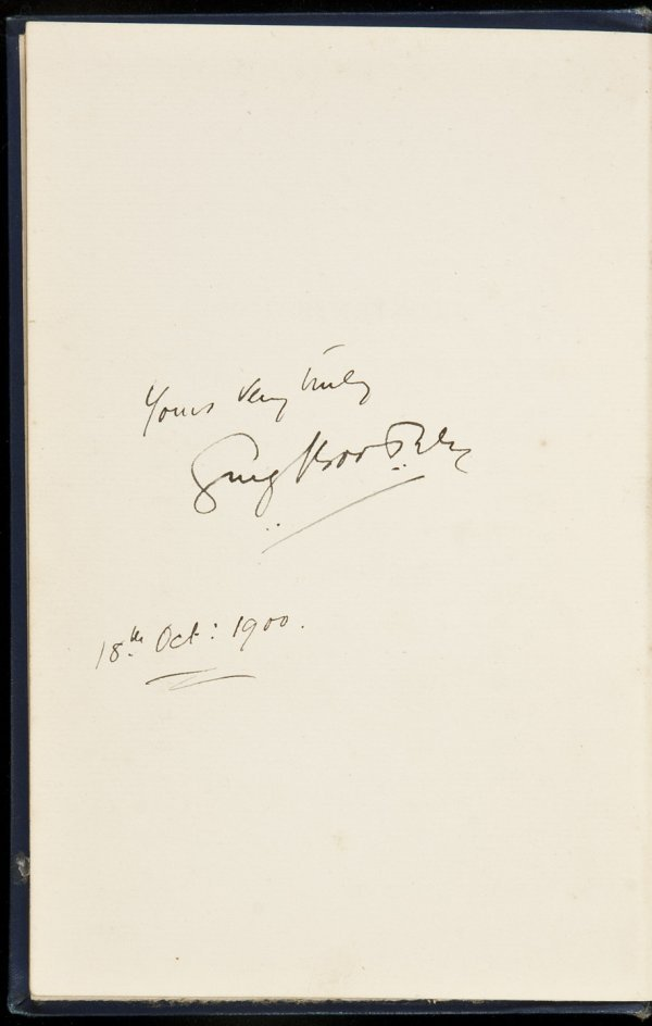 14: Woman of Death signed by Guy Boothby
