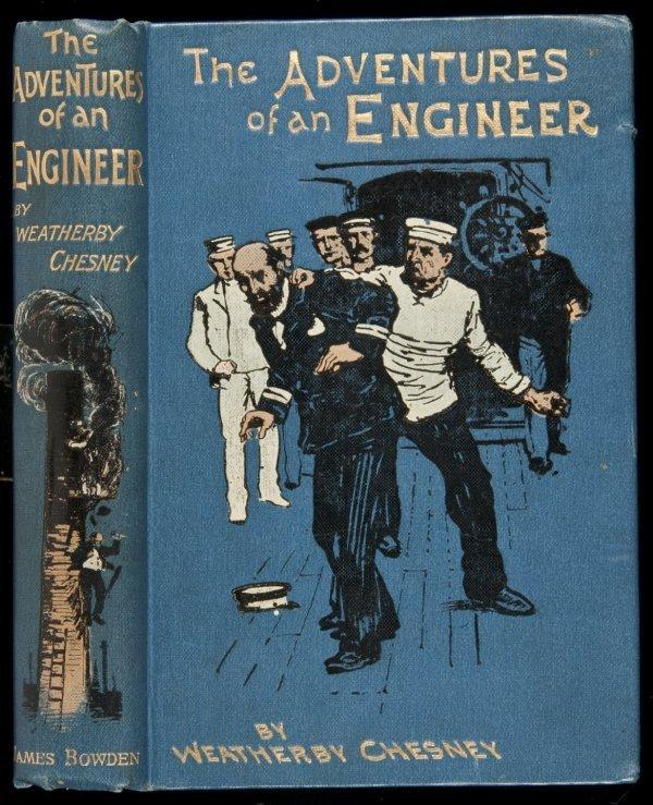 24: Adventures of an Engineer