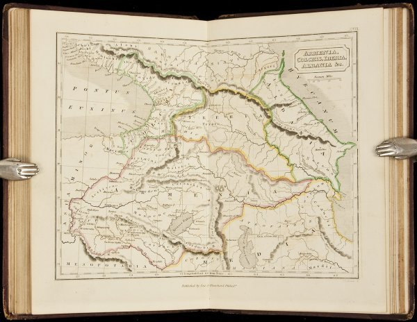 3: Butler's Atlas of Antient Geography 1849