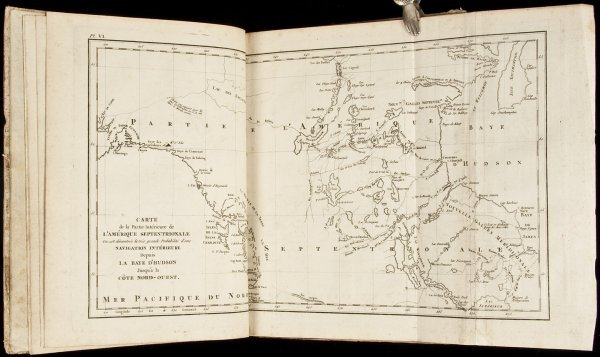 16: Atlas to French edition of Meares 1795