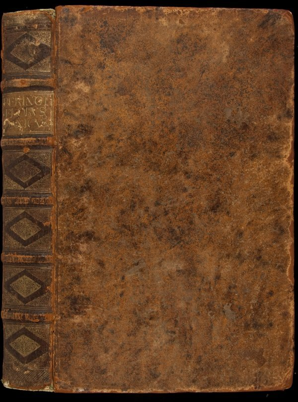 23: Vitus Bering Florus Danicus 1698