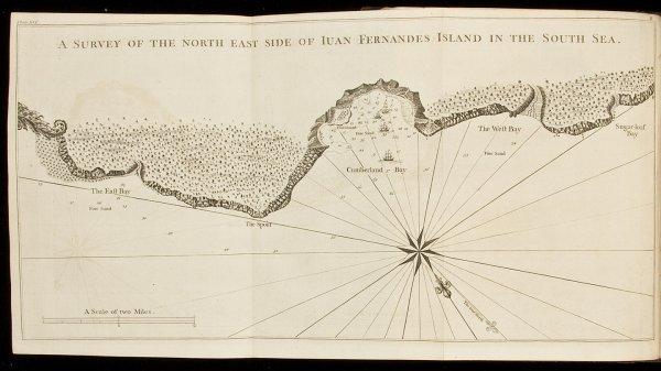 91: Anson's Voyage Around the World