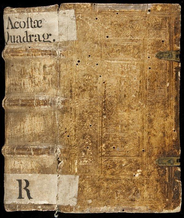 1: Jose de Acosta Conciones de adventu... 1601
