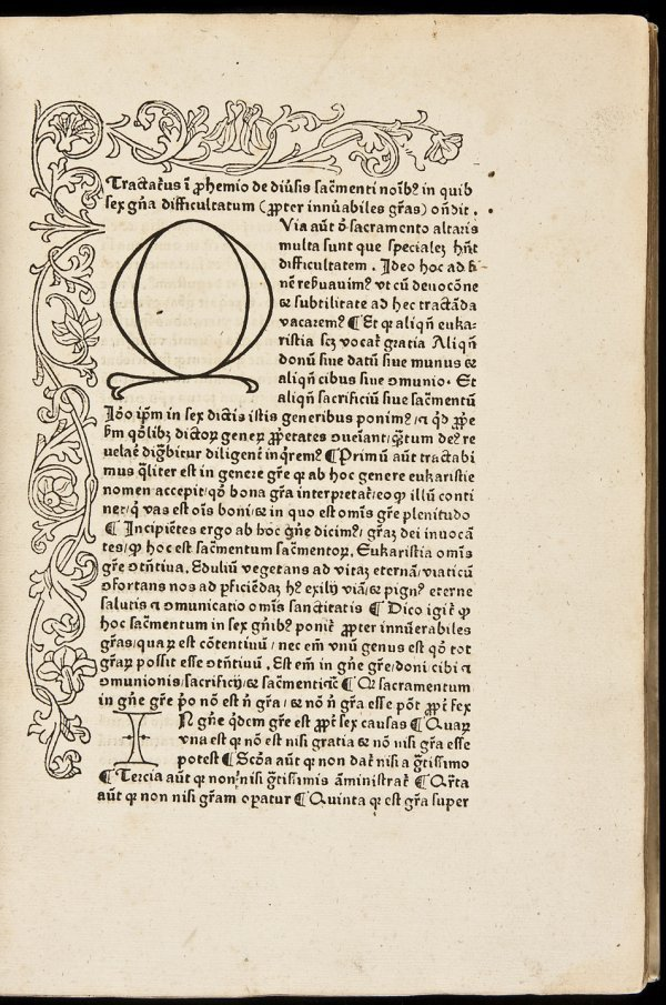 3: Rare printing of Albertus Magnus 1474