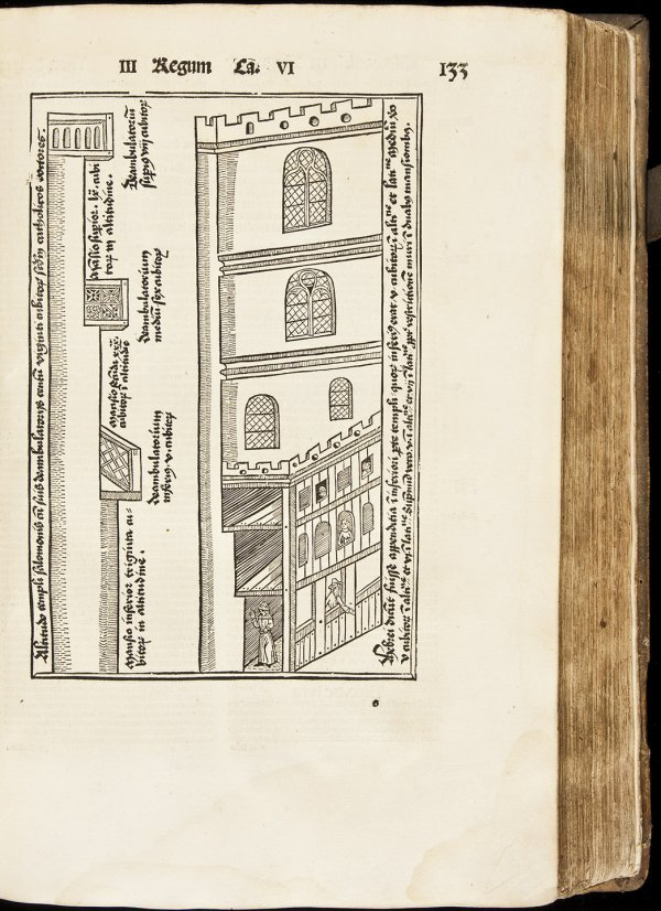 21: 2 volumes of 1502 Fröben Bible