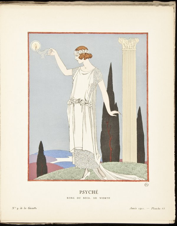 184: Gazette du Bon Genre 9 of 10 issues - 1921