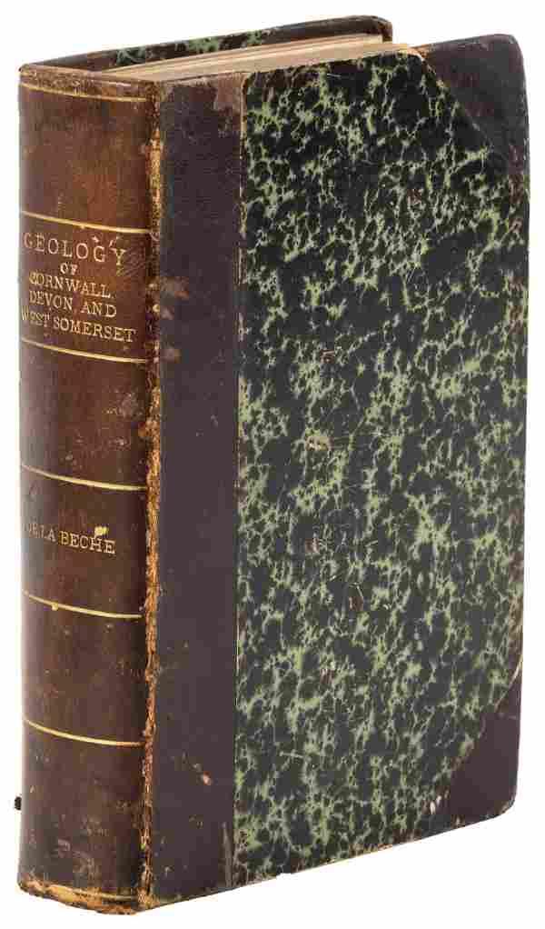 De la Beche's Report on the Geology, 1839