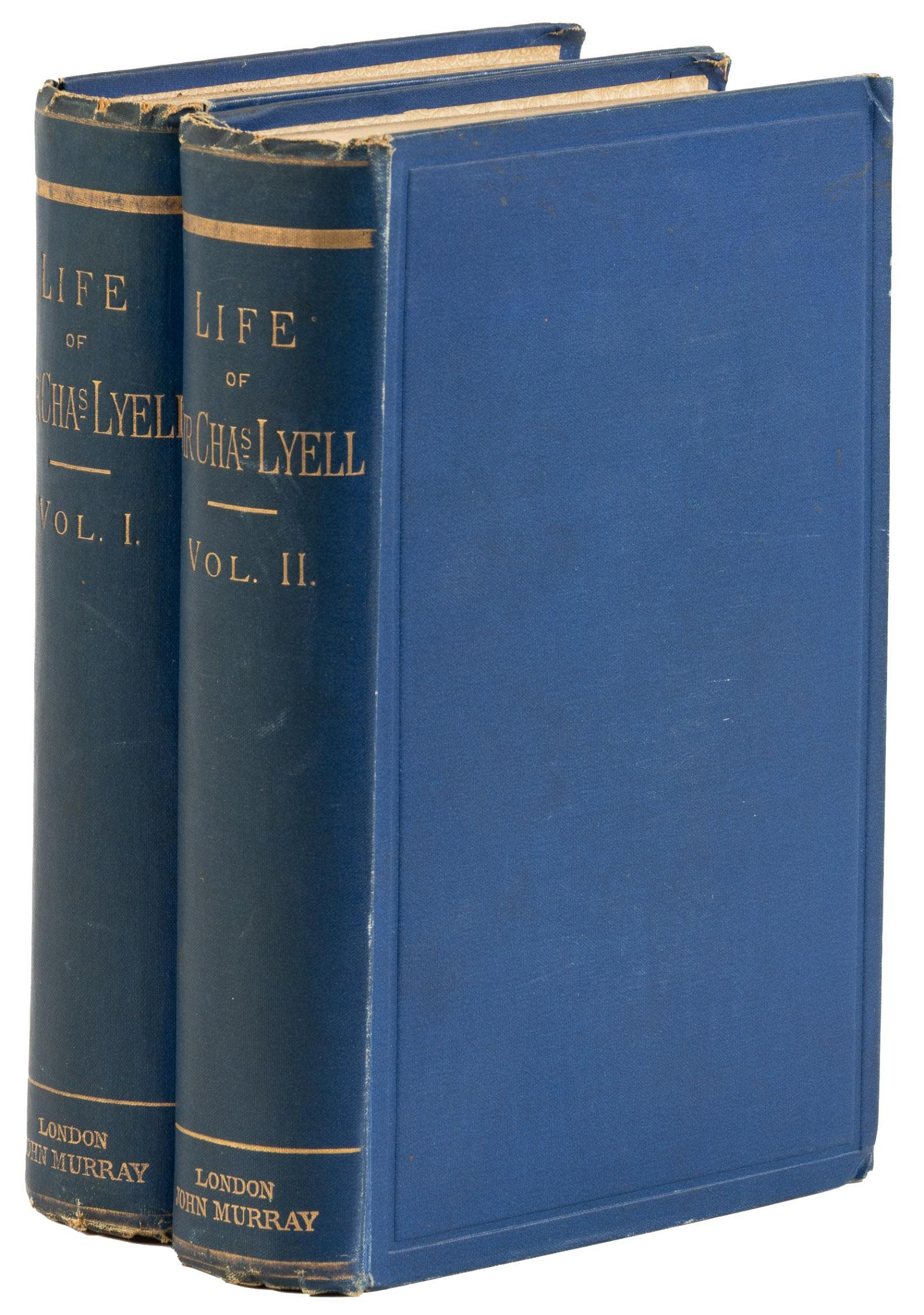 Life and Letters of Charles Lyell, 1881