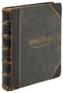 Blackie's Imperial Atlas, 1860 w/ 109 maps