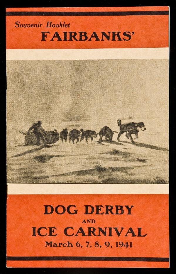 3: Fairbanks' Dog Derby and Ice Carnival, 1941