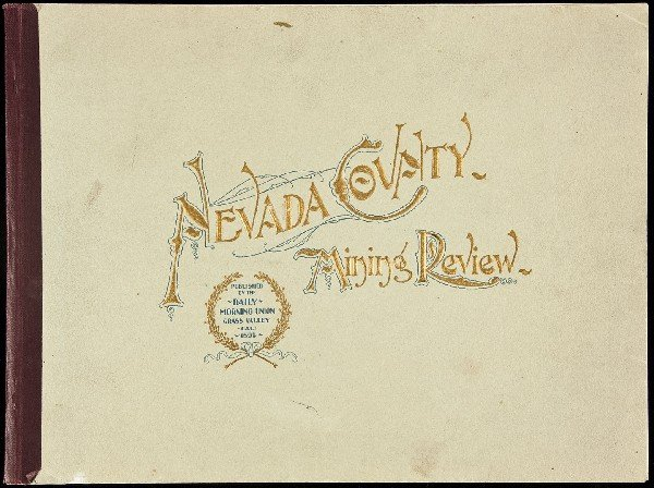 65: Nevada County Mining Review 1895