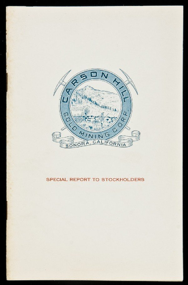 71: Rwpoer on Carson Hill Gold Mining Corp.