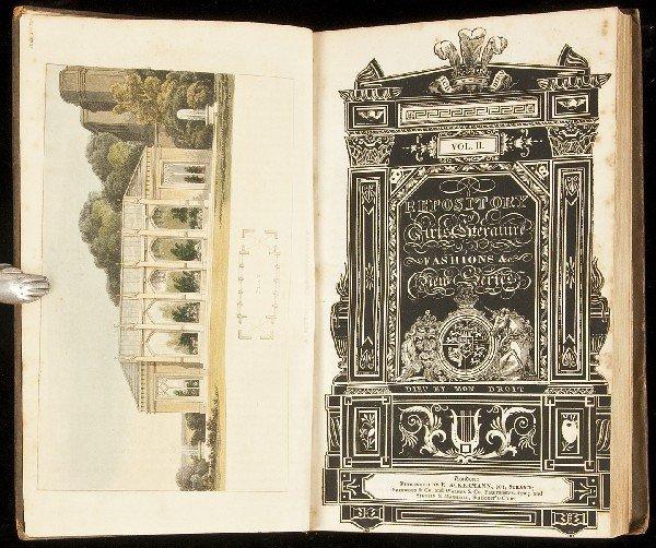 2: Repository of Arts, Literature, Fashions, 1816