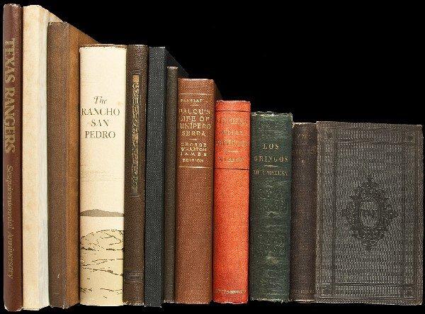 6: Eleven volumes of Americana