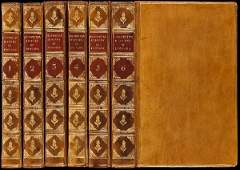 142 Goldsmiths History of England 1825 Finely Bound