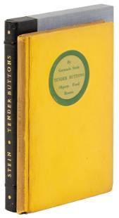 Gertrude Stein Tender Buttons 1914