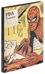 PBA COMICS Hardcover Ltd Edition CATALOGUE * Pre-Code