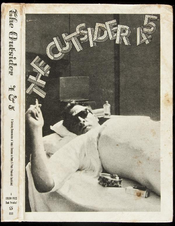 10: The Outsider Numbers Four & Five 1969