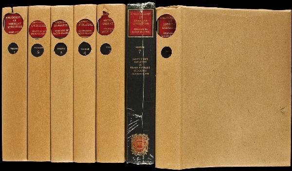 14: Bibliography of American Literature Vols 1-7