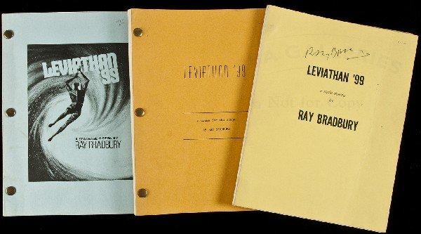 18: Bradbury, Leviathan 99 - 3 variant scripts