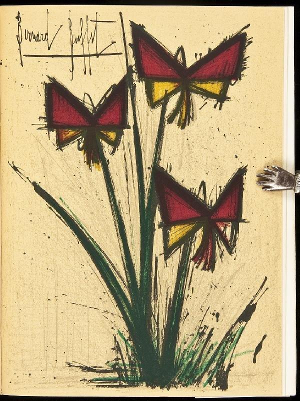 303: Original lithos by Chagall, Miro, Picasso, etc.