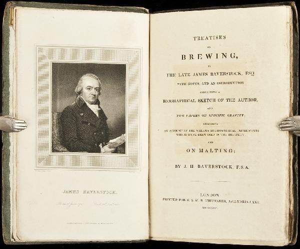 10: Baverstock's Treatises on Brewing