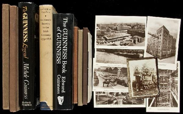 12: Nine volumes about Guinness