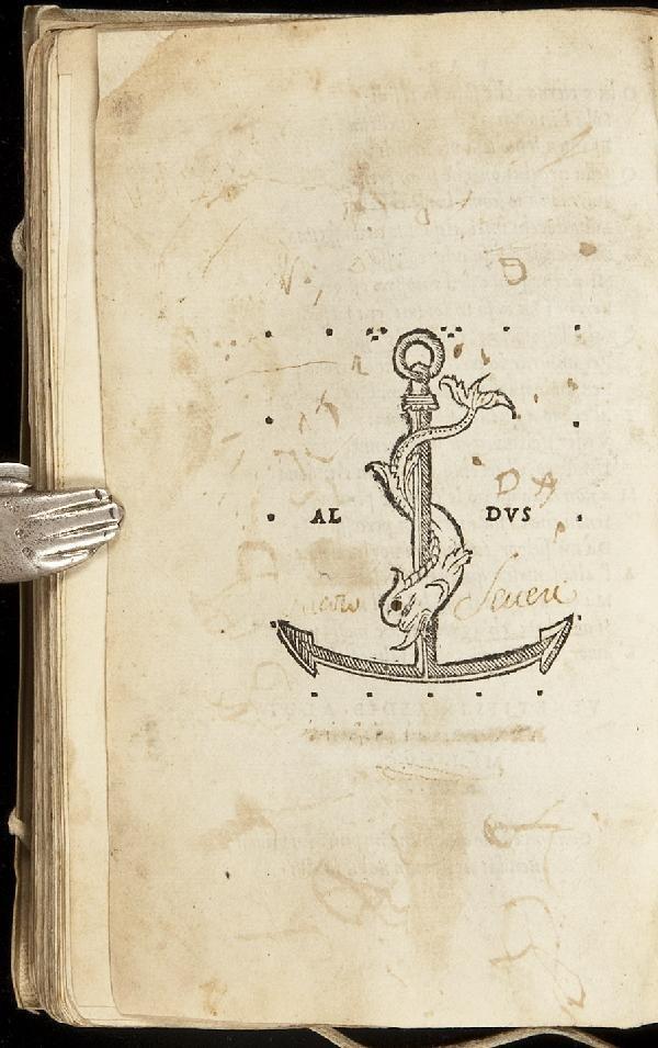 1: Aldine Press Dante 1502