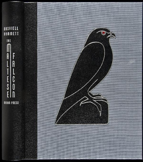 5: Arion Press The Maltese Falcon