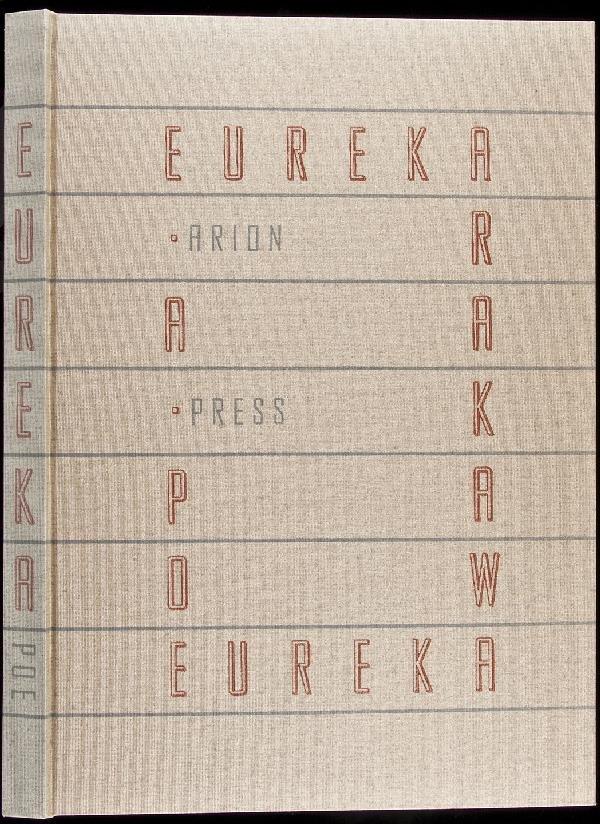 8: Arion Press Eureka Edgar Allan Poe 1/250