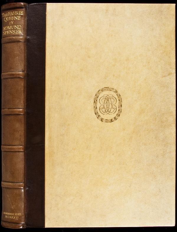 14: Spenser's Faerie Queene Ashendene Press