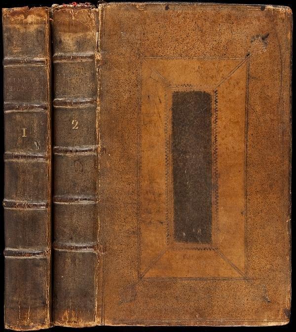 16: George Berkeley Alciphron 2 vols. 1732