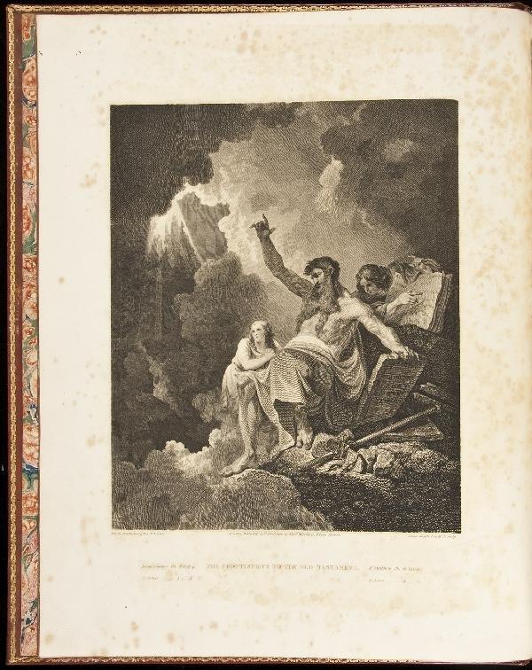 17: Massive Macklin Bible in 7 Volumes