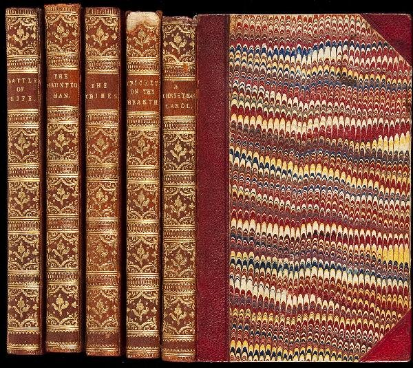 29: Charles Dickens - the five Christmas Books