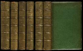 46: Poetical Works of Lord Byron finely bound 6vols