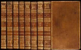 58 History of England 13 finely bound vols 1825