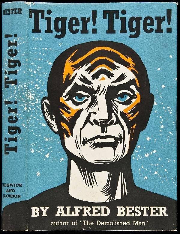 12: Alfred Bester Tiger! Tiger! in dj